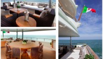 JAde yacht by CRN - Exterior areas